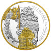 2018 $100 FINE SILVER COIN KEEPERS OF PARLIAMENT: THE LION
