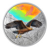 2019 $30 FINE SILVER COIN MAJESTIC BIRDS IN MOTION: GOLDEN EAGLES