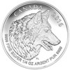 SALE - 2016 FINE SILVER FRACTIONAL SET WOLF