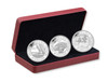 SALE - 2013 $20 FINE SILVER 3-COIN SET: BIRTH OF THE ROYAL INFANT