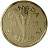 2020 5-CENT BRONZE COIN THE CANADIAN HOME FRONT: THE VICTORY NICKEL