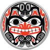 2020 $20 FINE SILVER COIN - BILL REID: XHUWAJI, HAIDA GRIZZLY BEAR