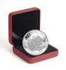 SALE - 2013 $20 FINE SILVER COIN - THE BALD EAGLE: MOTHER PROTECTING HER EAGLETS