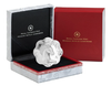2014 LUNAR $15 FINE SILVER - YEAR OF THE HORSE - LOTUS