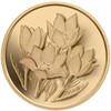 2010 $350 PURE GOLD COIN - PRAIRIE CROCUS