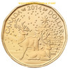 2014 HOLIDAY GIFT SET - REINDEER LOONIE