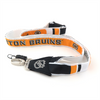 BOSTON BRUINS NHL HOCKEY LANYARD - WOVEN