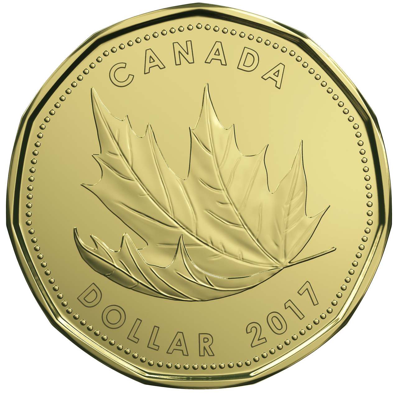 5 cents BU from bank rolls 10 $1 2017-Canada-150-Special-Edition Set 25 $2