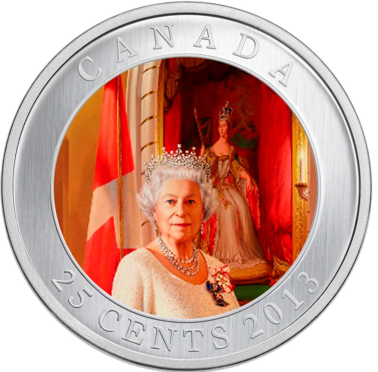 HM Queen Elizabeth II Coronation 1953-2013 Collectors Coin In Presentation Box