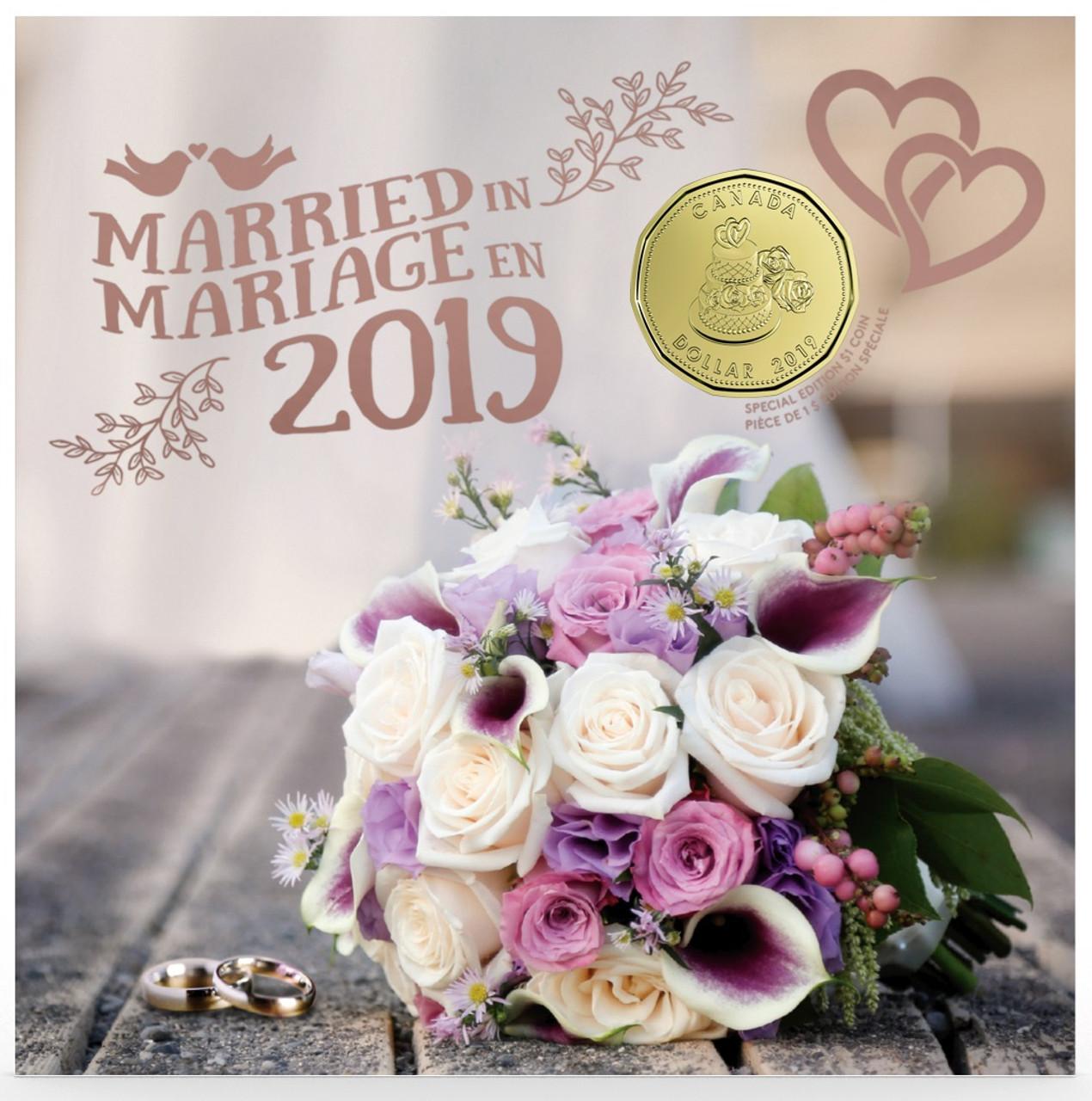 2019 $1 WEDDING GIFT SET