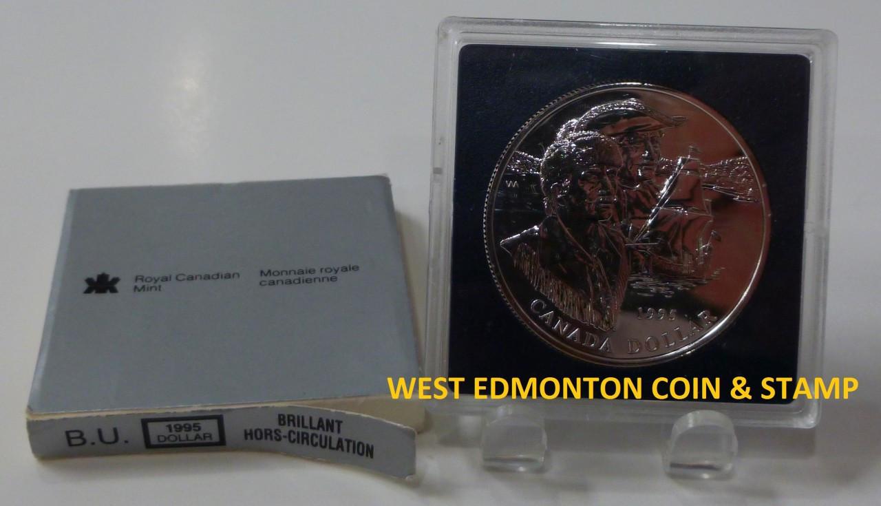 Hudson/'s Bay Company 1995 Canada Proof Set 325th Ann