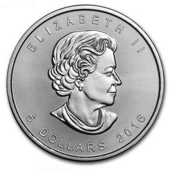 1oz. 2016 CANADIAN SUPERMAN™ S-SHIELD SILVER COIN