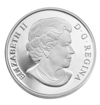 2012 $10 FINE SILVER COIN - HMS SHANNON