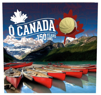 2017 O CANADA 5-COIN GIFT SET - SPECIAL EDITION LOONIE