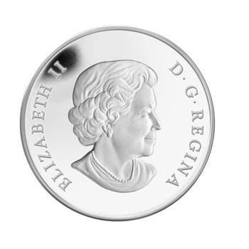 2013 $25 FINE SILVER COIN - GRANDMOTHER MOON MASK