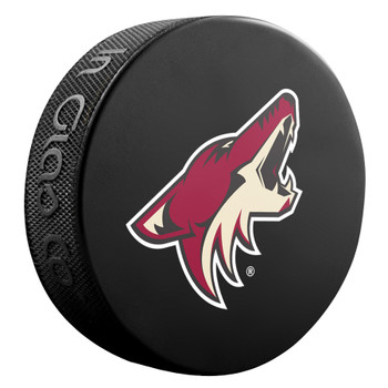 NHL OFFICIAL ARIZONA COYOTES SOUVENIR PUCK