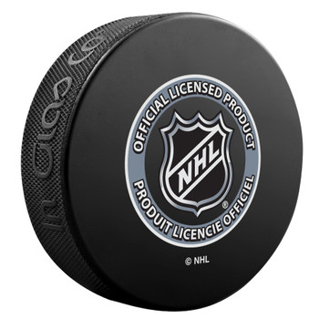 NHL OFFICIAL COLUMBUS BLUE JACKETS SOUVENIR PUCK