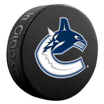 NHL OFFICIAL VANCOUVER CANUCKS SOUVENIR PUCK