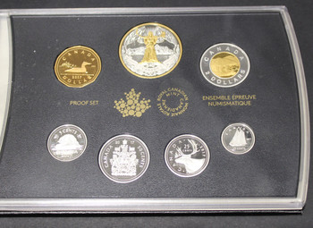 2017 RCNA FINE SILVER PROOF SET 150TH ANNIVERSARY OF CANADIAN CONFEDERATION