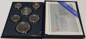 1986 6-COIN SPECIMEN SET