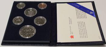 1983 6-COIN SPECIMEN SET