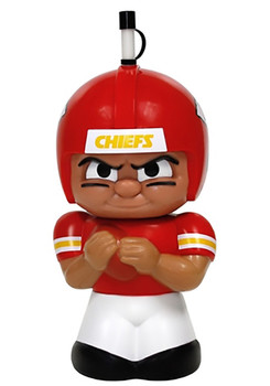 KANSAS CITY CHIEFS TEENYMATES NFL BIG SIP 16 OZ CHARACTER CUP