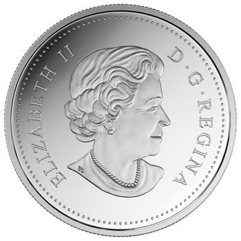 2017 $20 FINE SILVER COIN CANADA'S COASTS SERIES: ARCTIC COAST