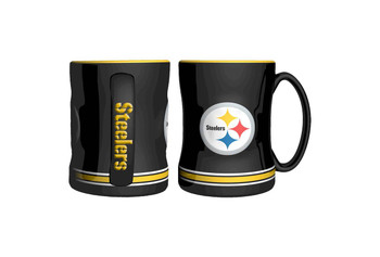 PITTSBURGH STEELERS NFL RELIEF MUG
