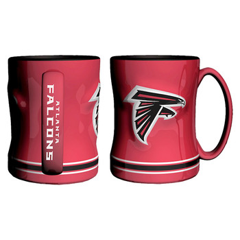 ATLANTA FALCONS NFL RELIEF MUG