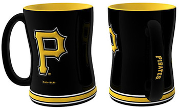 PITTSBURGH PIRATES NFL RELIEF MUG