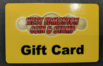 In-Store Gift Card - $10 Denomination