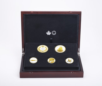 2018 LEGACY OF THE DIME FINE SILVER COIN SET