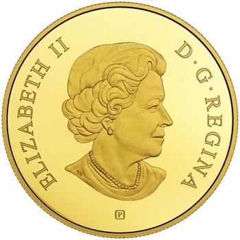 2018 $20 FINE SILVER COIN A MODERN ALLEGORY: BOREALIA