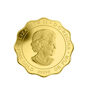 2013 $150 PURE GOLD COIN - BLESSINGS OF PEACE