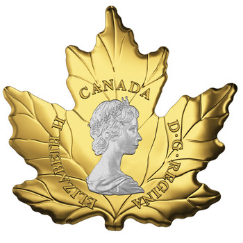 2018 $200 PURE GOLD COIN 30TH ANNIVERSARY OF THE PLATINUM MAPLE LEAF