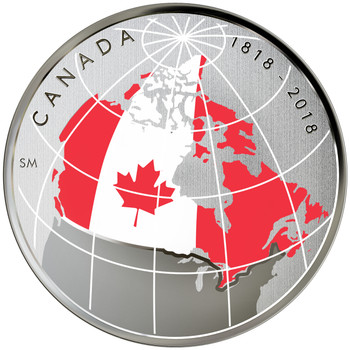 2018 CANADIAN CIRCULATION COIN SET FROM FAR AND WIDE