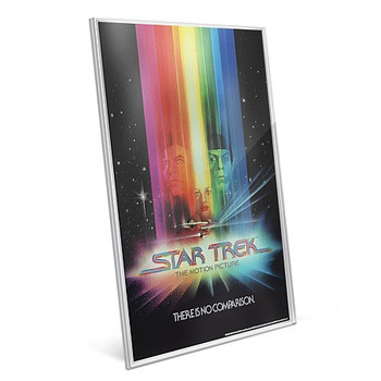 Star Trek: The Motion Picture - 35g Pure Silver Foil