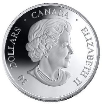 加拿大成就硬币CANADARM COL CHRIS HADFIELD