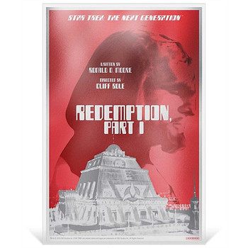 "Star Trek: The Next Generation - ""Redemption, Pt. I"" - 5g Silver Coin Note"