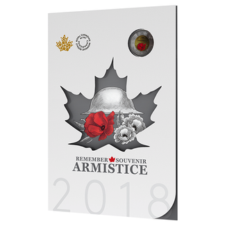 2018 ARMISTICE COLLECTOR CARD