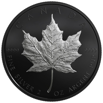 2019 $10 FINE SILVER COIN SILVER MAPLE LEAF (LIMITED EDITION)