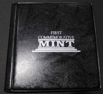 2004 SILVER MAPLE LEAF - .9999 1OZ. PURE SILVER - FIRST COMMEMORATIVE MINT FOLDER