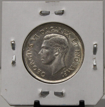 1939 CIRCULATION 50 - CENT COIN - UNGRADED - AS PICTURED