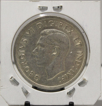 1939 CIRCULATION SILVER DOLLAR  - ROYAL VISIT - UNGRADED - AS PICTURED