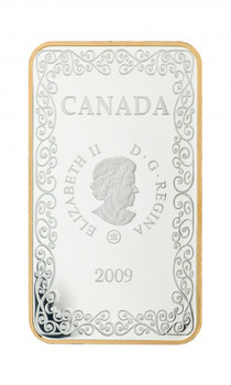 2009 $15 KING OF HEARTS PLAYING CARD (4TH COIN IN SERIES)