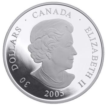 纯银硬币立柱