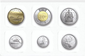 2019 CLASSIC CANADIAN UNCIRCULATED SET