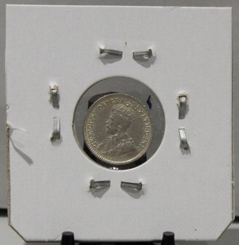 1919 5-CENT SILVER - UNGRADED - AS PICTURED