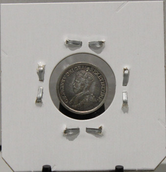 1914 5- CENT SILVER - UNGRADED - AS PICTURED