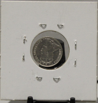 1907 5-CENT SILVER - UNGRADED - AS PICTURED